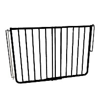Cardinal Gates Outdoor Safety Gate, Black by Cardinal Gates
