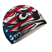 TYR Sport Patriot Swim Cap