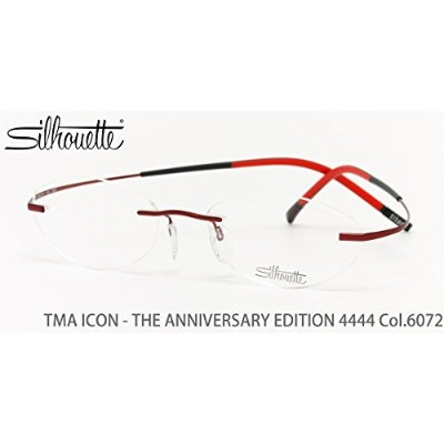 【シルエット メガネ】Silhouette:TMA ICON - THE ANNIVERSARY EDITION 4444/41 6072 49