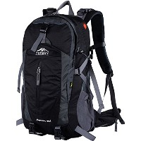 Topsky 50L アウトドア 登山 リュックサック 旅行用 防水ナイロン製 バックパック