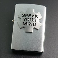 zippo(ジッポー) Marlboro 「SPEAK YOUR MIND」2004年製造