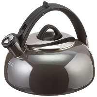 Cuisinart Peak Tea Kettle, 2 quart, Graphite Gray [並行輸入品]