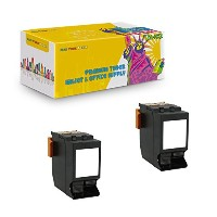 New ヨーク TonerTM New Compatible 2 パック ISINK4HC IMINK4HC 4145711Y ハイ Yield Inkjet For Neopost &...