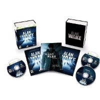 【中古】XBOX360 Alan Wake Limited Collector's Edition 【海外アジア版】