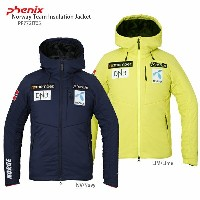 PHENIX〔フェニックス スキーウェア〕 2018 Norway Team Insulation Jacket PF772IT05【RPLC】