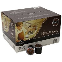 Keurig Tully's(タリーズ)KカップTully's Coffee  K-Cup for Keurig Brewers 並行輸入品 (ハウスブレンドHouse Blend, 80カップ...