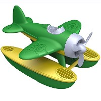 Green toys グリーントイズ 幼児用おもちゃ 水上飛行機 シープレーン グリーン 緑 アメリカ輸入品 GRT-SEAG1029