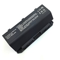 ノートパソコンのバッテリーNew Laptop Battery for Asus A42-G750 G750 G750J G750JW G750JX G750JZ G750JH G750JM...