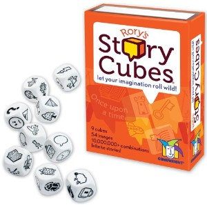 Rorys Story Cubes ストーリーキューブ