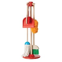 Let's Play House! Dust, Sweep & Mop: Play House - Kitchens & Play Sets