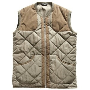 Barbour Cheviot Sporting Quilt Gilet バブアー バーブァー 送料無料