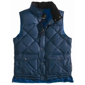 Barbour Down Explorer Gilet バブアー バーブァー 送料無料