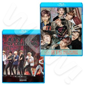 【Blu-ray】? BTS 2017 BEST PV/TV 2枚SET ?  Not Today Spring Day Blood Sweat&Tears ? 【BTS ブルーレイ】