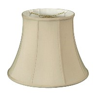 """Royal Designs Modified Bell Lamp Shade, Beige, 10 x 16 x 12.5 (BSO-708-16BG) by """"Royal Designs, Inc"""""""