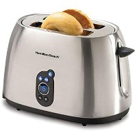 Hamilton Beach 22502 Digital 2-Slice Toaster [並行輸入品]