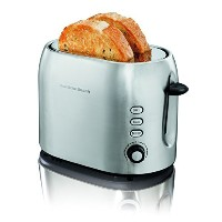 Hamilton Beach 2 Slice Metal Toaster (22706) [並行輸入品]