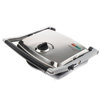 Cookmate by Viasonic Stainless Steel Electric Panini Grill [並行輸入品]