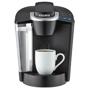 Keurig K55 Single Serve Programmable K-Cup Pod Coffee Maker, Black [並行輸入品]