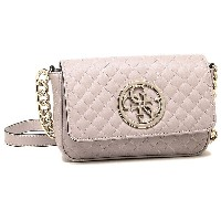 ゲス バッグ GUESS JG662378 G LUX G LUX MINI CROSSBODY FLAP ショルダーバッグ SHELL MULTI