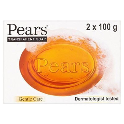 Pears Transparent Soap (2x100g) by Grocery [並行輸入品]