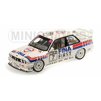 BMW | 3-SERIES M3 E30 TEAM FINA N 7 SEASON DTM 1992 J.CECOTTO | WHITE /Minichampsミニチャンプス 1/18 ミニカー