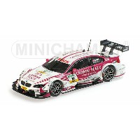 BMW | 3-SERIES M3 TEAM RMG N 16 SEASON DTM 2013 A.PRIAULX | WHITE PINK /Minichampsミニチャンプス 1/43 ミニカー