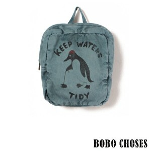 【20%OFF】《BOBO CHOSES/ボボショセス》School Bag Keep waters tidy