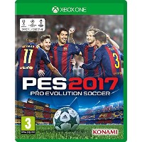 Pro Evolution Soccer 2017 (Xbox One) - Imported