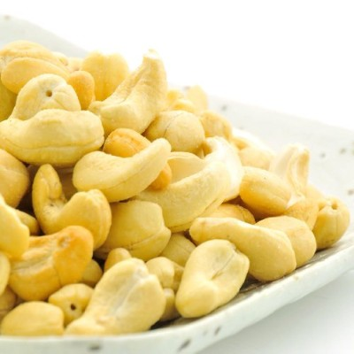 Cashew nut roasted no Additives no salt 300g nuts Free Shipping