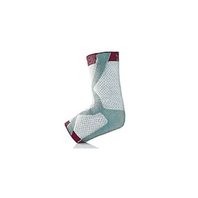 3D Knit Compression Ankle Wrap Support Brace, Pro Lite by FLA Small Left Ankle by FLA Orthopedics