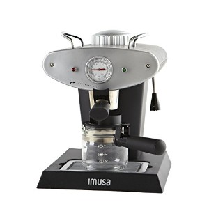 4 Cup Gourmet Coffee/Espresso Maker by Imusa