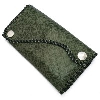 CRAZY PIG DESIGNS(クレイジーピッグ) CPD WALLET GRAY SNAKE #801