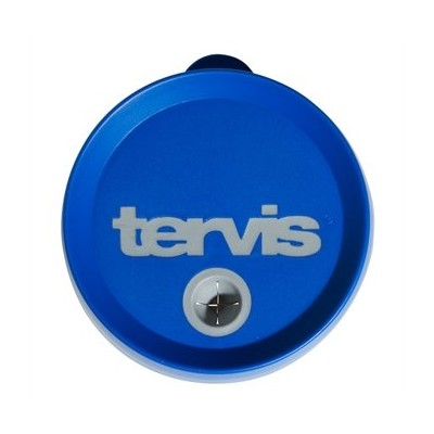 Tervis Tumbler Royal Blue with Gray Straw Lid 24oz by Tervis