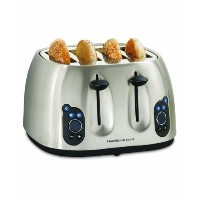 Hamilton Beach 24502 Digital 4 Slice Toaster [並行輸入品]