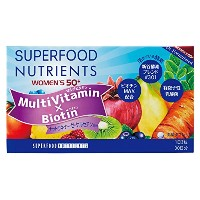SUPERFOOD NUTRIENTS WOMEN'S 50+ (30日分)