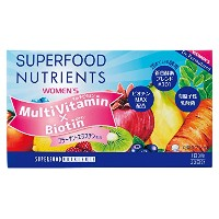 SUPERFOOD NUTRIENTS WOMEN'S (30日分)