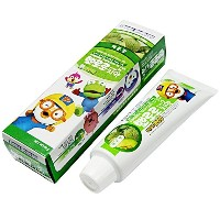 [Pororo] ポロロ歯磨き粉 (メロン香) 90g/Toothpaste for kids (melon flavor)