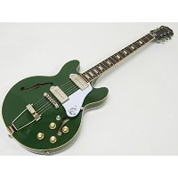 Epiphone / Limited Edition Casino Coupe Inverness Green