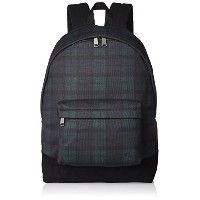 [フレッドペリー] リュック PIQUE BLACKWATCH PRINT BACKPACK F9277 01 01NAVY(BLACKWATCH)