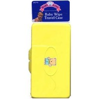 Baby King Wipes Travel Case Color May Very BK-715 by Baby King