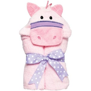 AM PM Kids! Tubby Towel, Pink Pony by AM PM Kids!