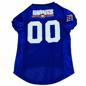 NY Giants Pet Jersey, X-Large by Hunter Mfg. LLP