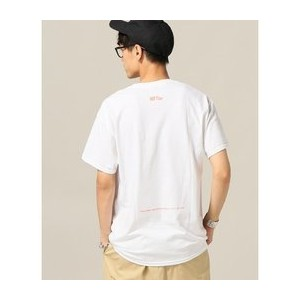 MSFTS ONLY THE LONELY T-SH【ジャーナルスタンダード/JOURNAL STANDARD メンズ Tシャツ・カットソー ホワイト ルミネ LUMINE】