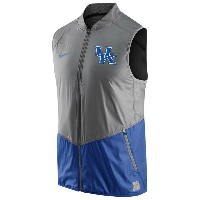 ナイキ メンズ トップス ベスト・ジレ【Nike College Dri-FIT On Court Game Vest】Game Royal