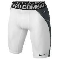 ナイキ メンズ 野球 スポーツ Men's Nike Pro Combat Baseball Heist Slider 1.5 White/Anthracite/Black