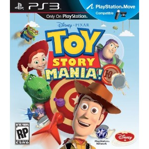 Toy Story Mania (輸入版:北米) PS3