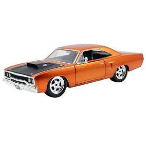 jada toys 1/24 FAST&FURIOUS ミニカー DOM'S1970OLYBOUTH ROAD RUNNER