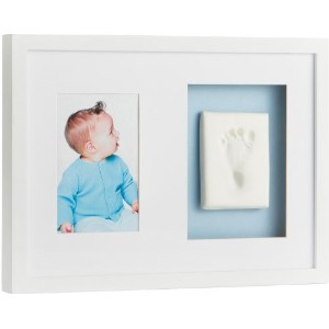Pearhead Babyprints Wall Frame (White)