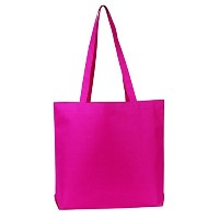 Tote Bag, Hot Pink By Bags for LessTM by Bags For Less