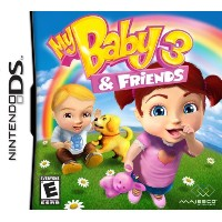 My Baby 3 and Friends (輸入版:北米) DS